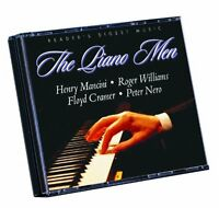 The Piano Men by Various Artists (CD, Apr-2007, Reader's Digest Music) New
