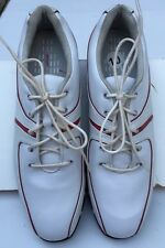 Nike Women's TAC Sport Performance Golf Shoes Size 10 White Color
