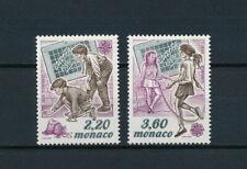 Monaco   1682-3 MNH , Europa, 1989