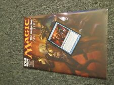 IDW Magic The Gathering The Spell Thief #3 NEW SEALED with MTG Standstill Card
