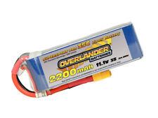 2200mAh 3S 11.1v 35C LiPo Battery with XT60 Connector
