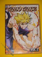 *DVD* Tenjo Tenge 2 - Vol. 02 - Folgen 5-8 * Anime Virtual *