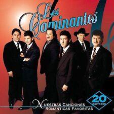 FREE US SHIP. on ANY 3+ CDs! NEW CD Caminantes: Nuestras Canciones Romanticas Fa