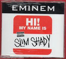 EMINEM HI! MY NAME IS  SLIM SHADY -  CDs nuovo sigillato