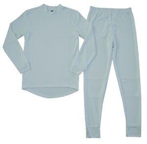 White Mountain Extreme Thermal Underwear Set - Base Layers Skiing All Sizes New