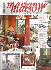 MARIANNE MAISON N°74 NOUNOURS / RECUPERATION BROCANTE / LITS REINVENTES