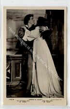 (Ga7731-100) Real Photo of Romeo & Juliet, Theatre 1908 Used VG-EX