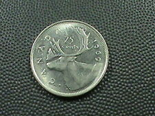 CANADA    25 cents    1969    CARIBOU