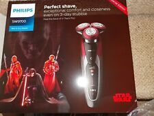 PHILIPS SW9700/67 RRP £ 300 STAR WARS SERIES 9000 Rasoio gift set Edizione Speciale