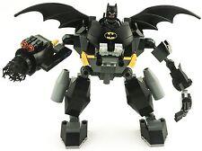 Lego DC Super Heroes 2015 BATMAN Minifigure + Bat Mech Suit from GRODD 76026 Set