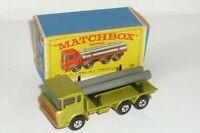Vecchio Lesney Matchbox Serie 10 Camion Auto Modellino Toys Tintoy Pipa 2 Tubo