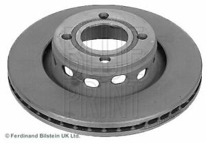 BLUE PRINT BRAKE DISCS FRONT PAIR FOR ANNO AUDI COUPE