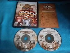 Zoo Tycoon 2 Zookeeper Collection PC-CD (+ in via di estinzione & Espansioni africano)