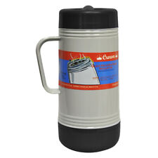 Brentwood Ft-10 1.0L Glass Vacuum/Foam Insulated Food Thermos