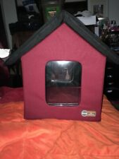 K&H Animal Cat Small Dog House Bed Outdoor Waterproof Shelter