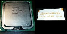 Intel Pentium P4 650 3.4GHz 800FSB 2MB Socket 775 T LGA775 SL7Z7 CPU Processor