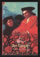 Der Vampir – Tom Holland  Historischer Roman Fantasy mit Inhaltsangabe