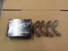 Satisfied Metalazer Tech B689 Brake Shoes Shoe