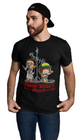 Stranger Things Suzie and Dustin Never Ending Story T-Shirt