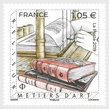Frankrijk / France - Postfris/MNH - Crafts, Bookbinder 2019
