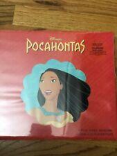Disney Store Animated Film Classic 1996 Pocahontas Calendar Ephemera Paper Craft