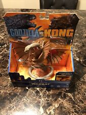 "Playmates Monsterverse Godzilla vs Kong 15cm 6"" Hollow Earth Warbat with Ospray"
