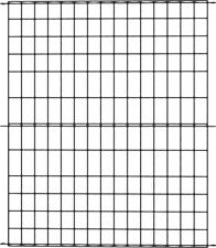 Multi-Purpose Grid Fence Panel