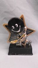 HOCKEY trophy little pal full color resin award LPR07