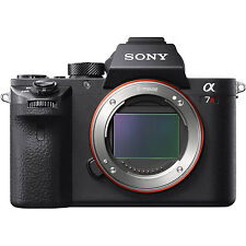 Sony a7R II Full-frame Mirrorless Interchangeable Lens 42.4MP Camera - Body Only