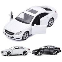 1:36 CLS 63 AMG Die Cast Modellauto Auto Spielzeug Model Sammlung Pull Back