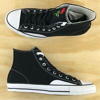 Converse x Chocolate Chuck Taylor All Star Pro Hi Top Black White 159378C Size