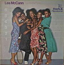 LES McCANN: Tall, Dark & Handsone-M1979LP EMB COV PROMO BENNY GOLSON