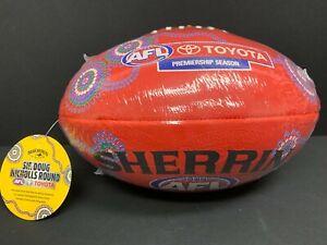 SHERRIN AFL SIR DOUG NICHOLLS ROUND INDIGENOUS FOOTBALL RED MCG MCC