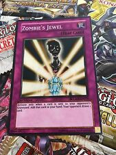 Orica Cosplay card Zombie's Jewel custom card! common