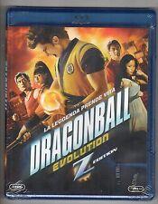 Blu-ray DRAGONBALL EVOLUTION Z La leggenda prende vita
