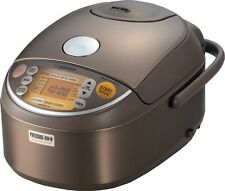Zojirushi Induction Heating Pressure Cooker & Warmer NP-NVC10  5 CUP FREE GIFT