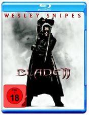 BLADE II (Wesley Snipes, Kris Kristofferson) Blu-ray Disc NEU+OVP Blade 2