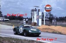 David Piper & Tony Maggs Ferrari 250 Lm Sebring 12 H 1965 Photographie 1