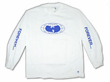 Wu-Tang Clan Forever Wu Wear White Long Sleeve T Shirt Official
