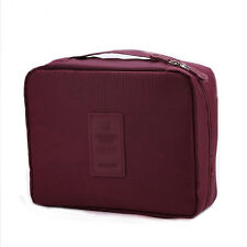 Newest Womens Cosmetic Bag Makeup Organizer Maquillage Travel Necessaries Porta