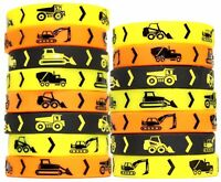 Construction Party Supplies - 15 Construction Themed Silicone Wristbands!