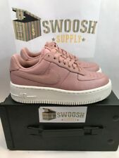 Nike Womens Air Force 1 Upstep Basketball Shoes 917588-601 Particle Pink Sz 8