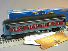 LIONEL POLAR EXPRESS HOT CHOCOLATE CAR GOLDEN TICKET Train passenger 6-25186 NEW