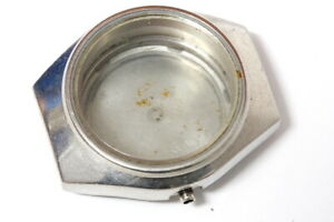 Citizen 4-063554SMK Japan case back, case, crystal to restore        -14830