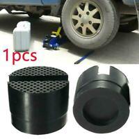 Car Auto Rubber Pad Block Hydraulic Ramp Jacking Lift Trolley Jack Adapter