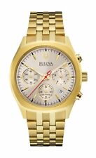 Bulova Accutron II Men's 97B150 Surveyor Quartz Chronograph Gold-Tone 41mm Watch