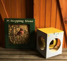 Garden Stepping Stone And Gazing Ball