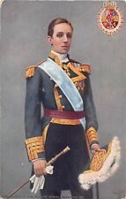 POSTCARD   ROYALTY   SPAIN   The   King        Tuck