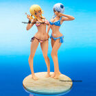 FAIRY TAIL - Lucy & Yukino Limited Suntanned Ver. Set 1/7 Pvc Figure X Plus
