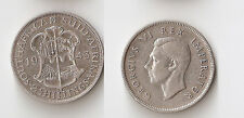 South Africa 2 shillings 1943